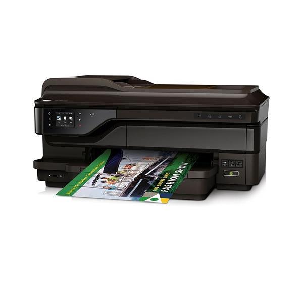 HP(ヒューレットパッカード) A3インクジェット複合機 Officejet 7612 G1X85A#ABJの画像