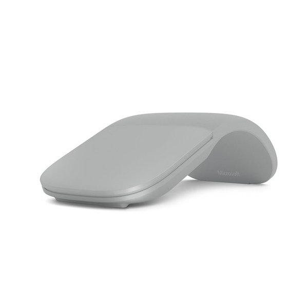 マイクロソフト アークマウス(グレイ) CZV-00007 グレイの画像