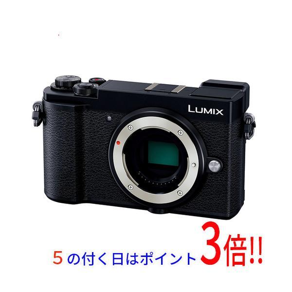 パナソニック LUMIX DC-GX7MK3-K ボディ ブラックの画像