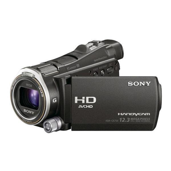 SONY デジタルHDビデオカメラ HANDYCAM HDR-CX700V/B
