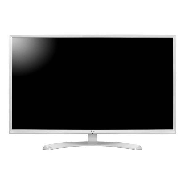 LG 31.5型ワイド LEDバックライト搭載液晶モニター(ホワイト) 32MP58HQ-Wの画像