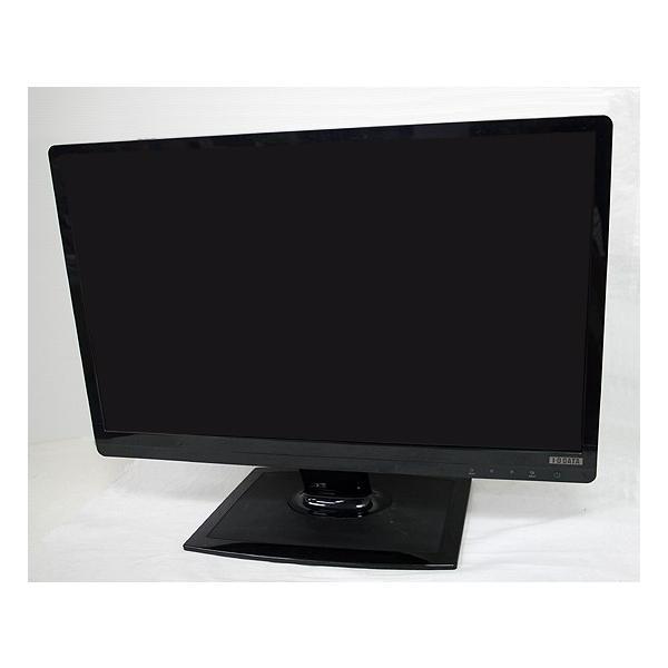 I-O DATA 23.6型ワイド LEDバックライト搭載液晶モニター (ブラック) LCD-AD242EBの画像