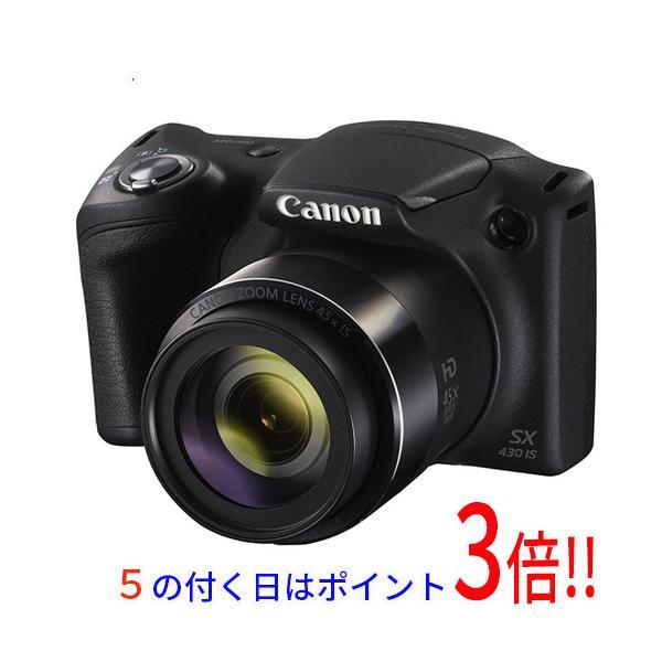 キヤノン 望遠タイプデジタルカメラ PowerShot(パワーショット) PSSX430ISの画像