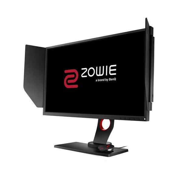 BenQ 24.5型ワイド ゲーミングディスプレイ BenQ ZOWIE ネイティブ240Hz・DyAc (Dynamic Accuracy) 技術搭載 XL2546 ダークグレイの画像