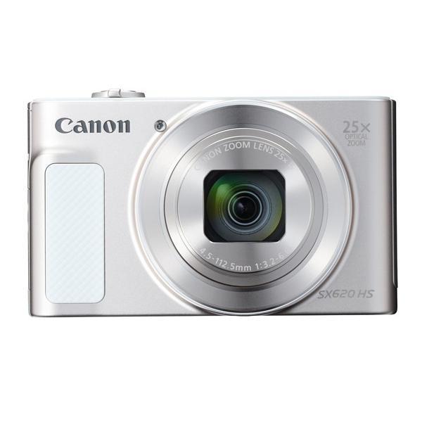 キヤノン 高倍率コンパクトカメラ PowerShot(パワーショット) PSSX620HS(WH) (PowerShot SX620HS)の画像