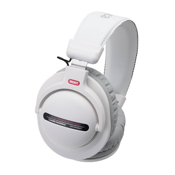 audio-technica 密閉型DJヘッドホン ATH-PRO5MK3 WH