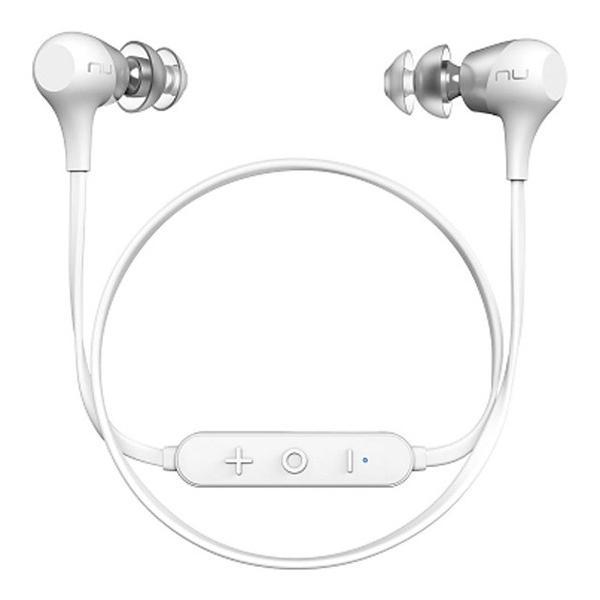 NuForce Bluetoothワイヤレスイヤホン BE Lite3 APBEN-WH ホワイト