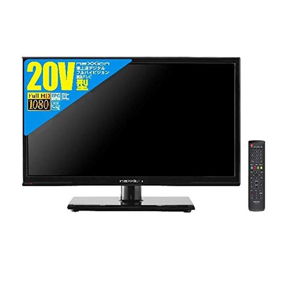 neXXion 20V型地上波フルハイビジョン液晶テレビ FT-A2025B