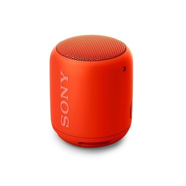 SONY ワイヤレスポータブルスピーカー SRS-XB10 (R) オレンジレッド 元箱あり