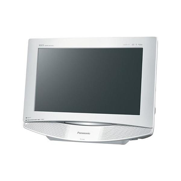 Panasonic 17V型 液晶テレビ VIERA TH-17LX8-W ホワイト 訳あり