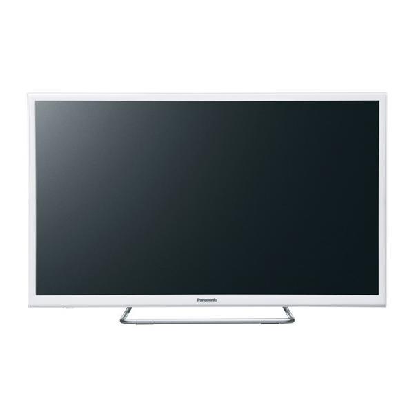 パナソニック 32V型 液晶テレビ VIERA(ビエラ) TH-32ES500-W ホワイトの画像