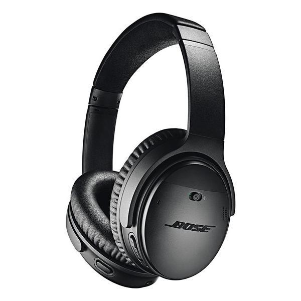 BOSE Bluetoothヘッドホン QuietComfort35 II BLK ブラックの画像