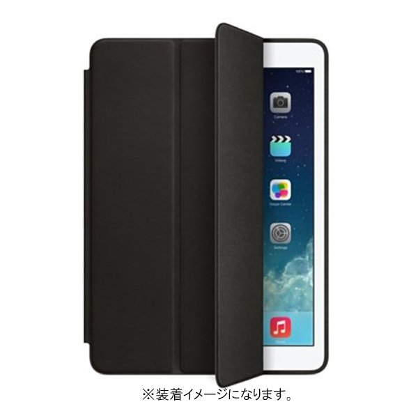 APPLE iPadAirSmartCaseブラック MF051FE/A(iPadAirSmartCaseブラック) ブラックの画像