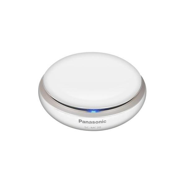 パナソニック ポータブルワイヤレススピーカーシステム ホワイト SC-MC20-Wの画像