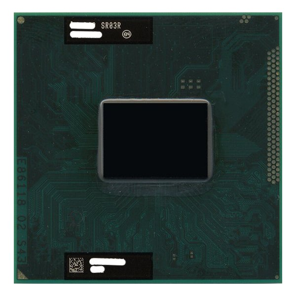 中古  ゆうパケット Corei72640M2.8GHzSocketG2SR03R