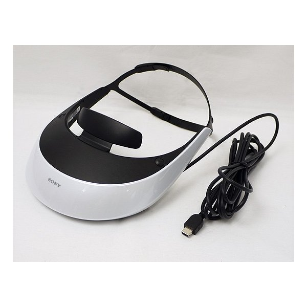 SONY(ソニー) 3D対応ヘッドマウントディスプレイ Personal 3D Viewer HMZ-T2の画像