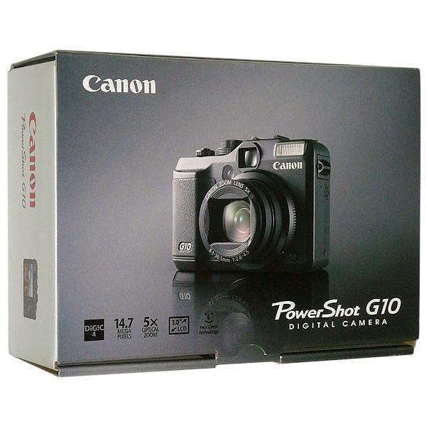 Canon製 PowerShot G10 1470万画素