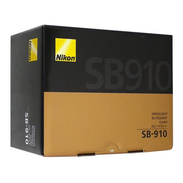 Nikon(ニコン) スピードライト SB-910の画像