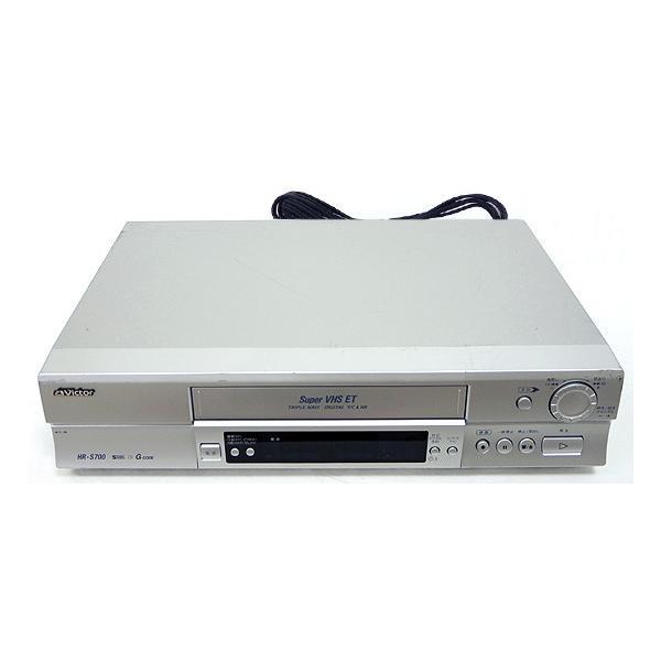 S-VHS ビデオカセットレコーダー [HR-S700]の画像