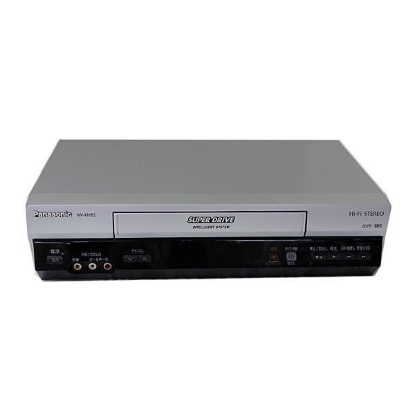 VHSハイファイビデオ (シルバー) [NV-HV62-S]の画像