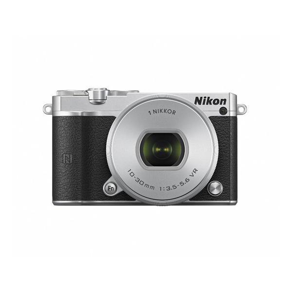 Nikon Nikon 1 J5 標準パワーズームレンズキット SLV