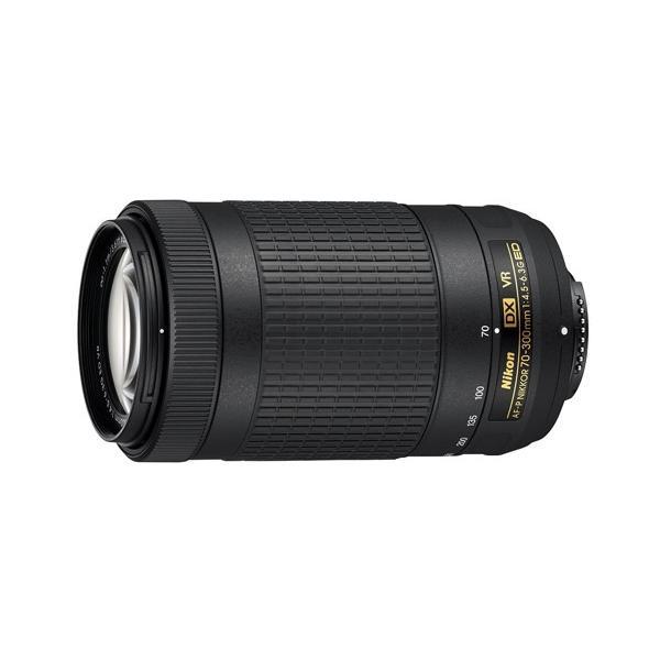 Nikon AF-P DX NIKKOR 70-300mm f/4.5-6.3G ED VR★訳あり●新品