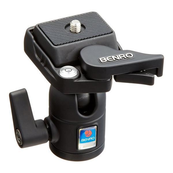 【新品(開封のみ)】 BENRO 自由雲台BHシリーズ ボールヘッド BH00