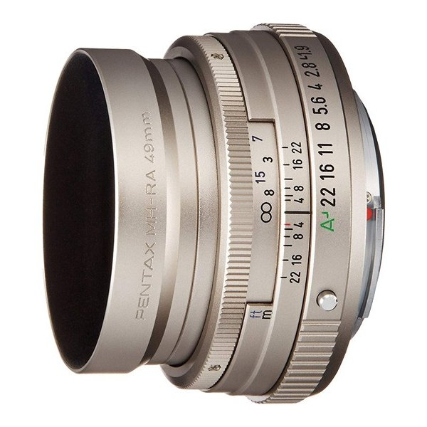 PENTAX 単焦点レンズ FA43mmF1.9 Limited 未使用