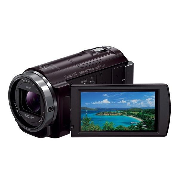 SONY製 デジタルHDビデオカメラ HANDYCAM HDR-CX535/T 元箱あり