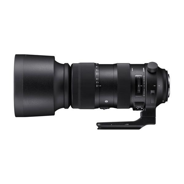 【中古】シグマ 60-600mm F4.5-6.3 DG OS HSM キヤノン用 未使用