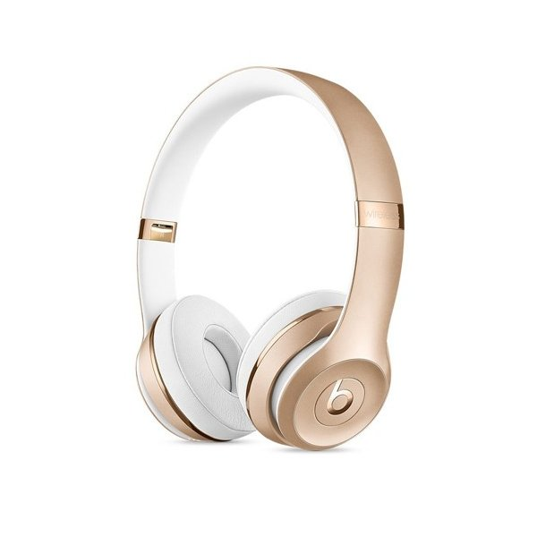 beats by dr.dre ヘッドホン Solo3 Wireless ゴールド