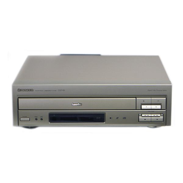 Pioneer パイオニア CD/LDコンパイブルプレヤー CLD-R5 リモコン付き