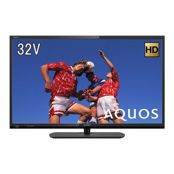 SHARP 32V型 液晶テレビ AQUOS 2T-C32AE1 展示品