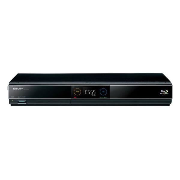 SHARP AQUOS DVDレコーダー BD-HDS55 訳あり リモコンなし