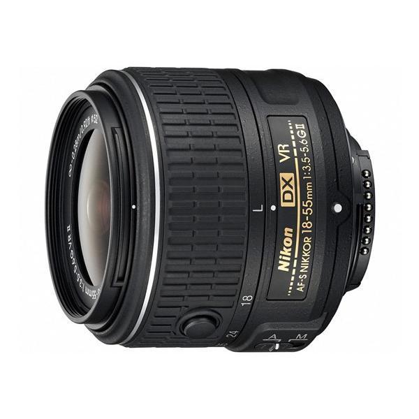 Nikon★AF-S DX NIKKOR 18-55mm f/3.5-5.6G VR II◆訳あり●新品【訳あり】