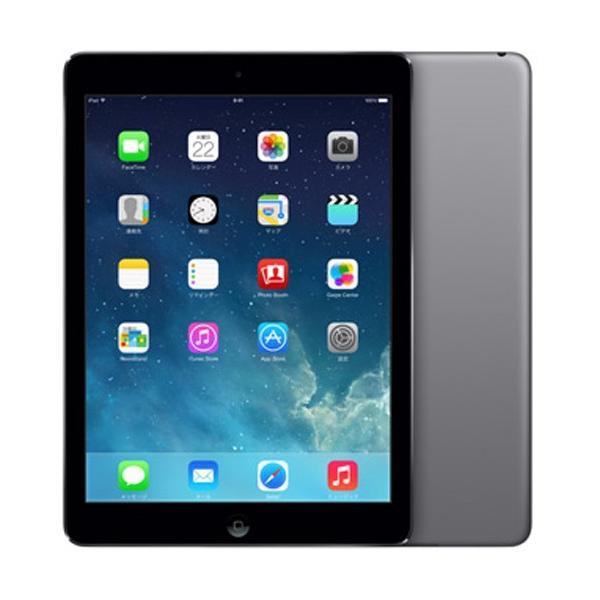 iPad Air Wi-Fi 64GB スペースグレイ (MD787J/A)の画像