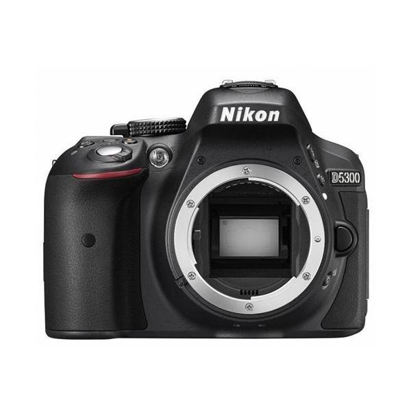 Nikon★デジタル一眼レフ D5300 ボディ D5300BK★ワケあり●新品【訳あり】