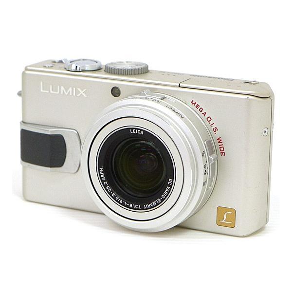Panasonic LUMIX DMC-LX2-S シルバー/1010万画素