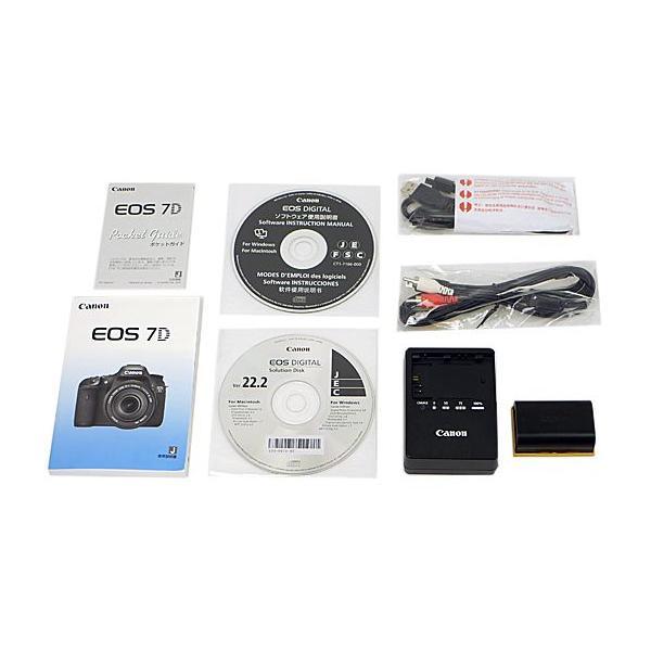 Canon製 デジタル一眼レフカメラ EOS 7D ボディ