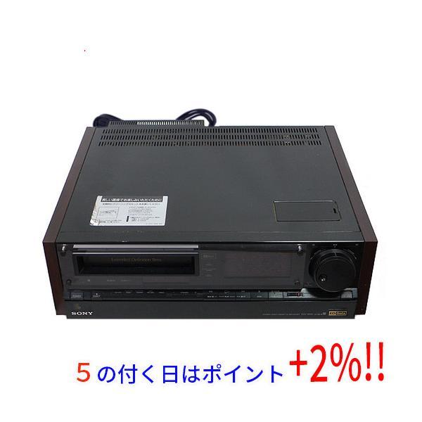SONY Betaビデオデッキ EDV-9000