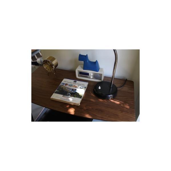 トムテ デスク(ウォルナット)〈TAC-243WAL〉机 書斎机 勉強机 引き出し付 シンプル ナチュラル 北欧 インテリア 家具 おしゃれ excellentkagu 03