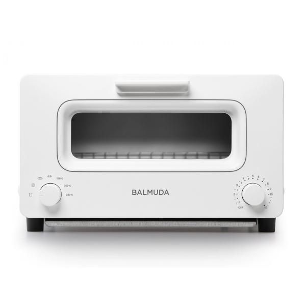 RoomClip商品情報 - BALMUDA The Toaster(バルミューダ ザ トースター) K01E-WS[ホワイト]