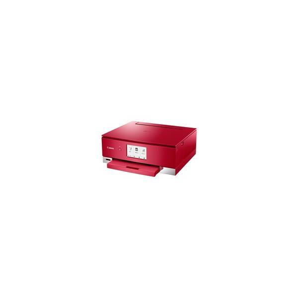 キヤノン インクジェットプリンター PIXUS TS8230 レッドの画像
