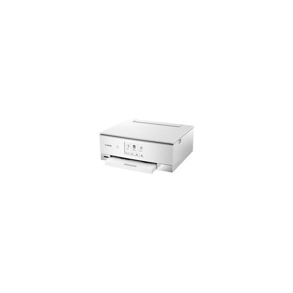 Canon プリンター インクジェット 複合機 PIXUS TS8230WH(ホワイト)|excellenttop