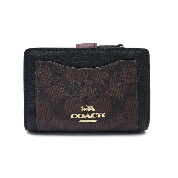 purchase cheap 035ec 9556a コーチ 財布 アウトレット 二つ折り財布 F31949 IMAA8O COACH ...