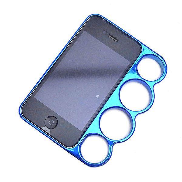 iphone4&4s ケース メリケンサック ナックル バンパー|excelworld|02