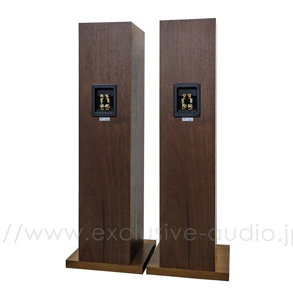 FAL Supreme S AMT ペア ブラウン 平面スピーカーユニット・フラットドライバーユニットスピーカー