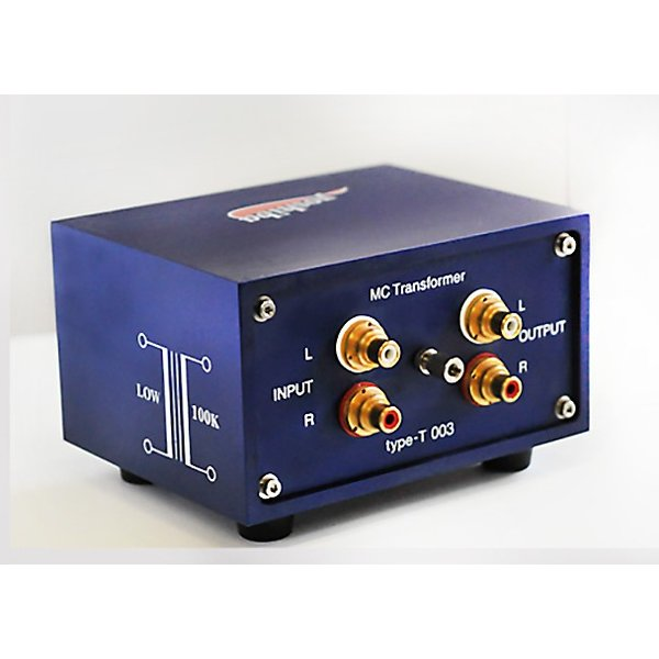 吉柴音響産業 type-T 003 MC昇圧トランス