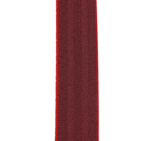 アルバートサーストン X型クリップ留め サスペンダー ドット エラスティック(ゴム) ブラック/ネイビー/ワイン/ブラウン/ALBERT THURSTON|excy|21