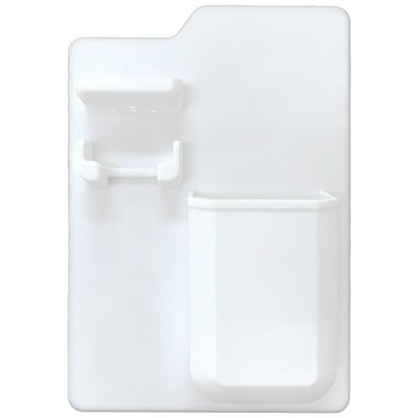 シリコン歯ブラシホルダー 吸着 洗面 歯ブラシホルダー 小物入れ 浴室 シェーバーホルダー 収納ケース 歯ブラシ立て お風呂 取付簡単 シリコン 歯ブラシスタンド